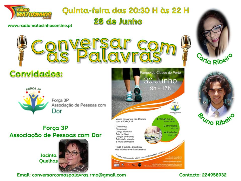Ida à rádio Matosinhos online