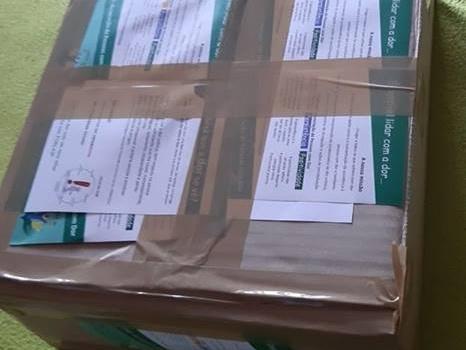 Medicamentos prontos para Moçambique!